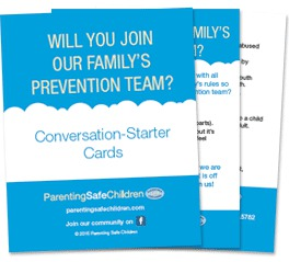 PSC Conversation Starter Cards