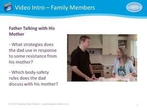 Dad Invites Mom onto Prevention Team